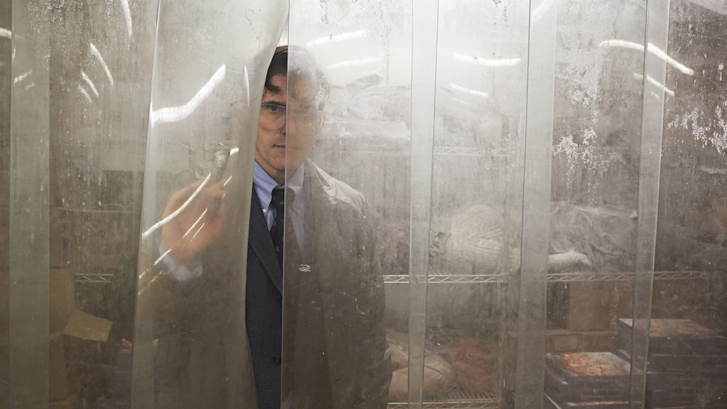 Matt Dillon as Jack in THE HOUSE THAT JACK BUILT, directed by Lars Von Trier. Photo by: Christian Geisnaes. photo by Christian Geisnaes: Courtesy of IFC Films. An IFC Films Release.