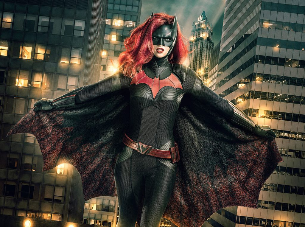 Ruby Rose is 'Batwoman.' Courtesy The CW