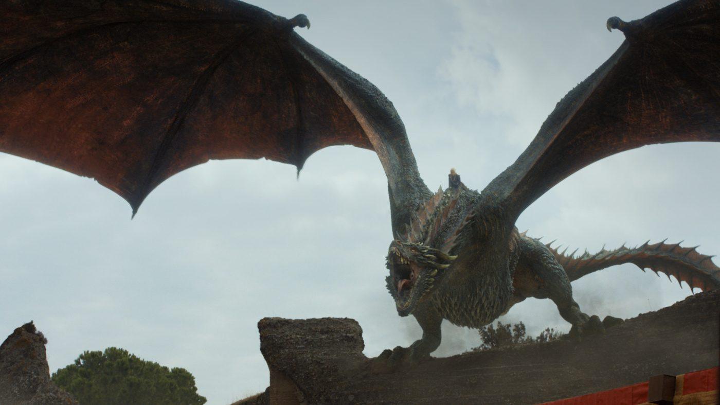 Episode 67 (season 7, episode 7), debut 8/27/17: Emilia Clarke. photo courtesy of HBO