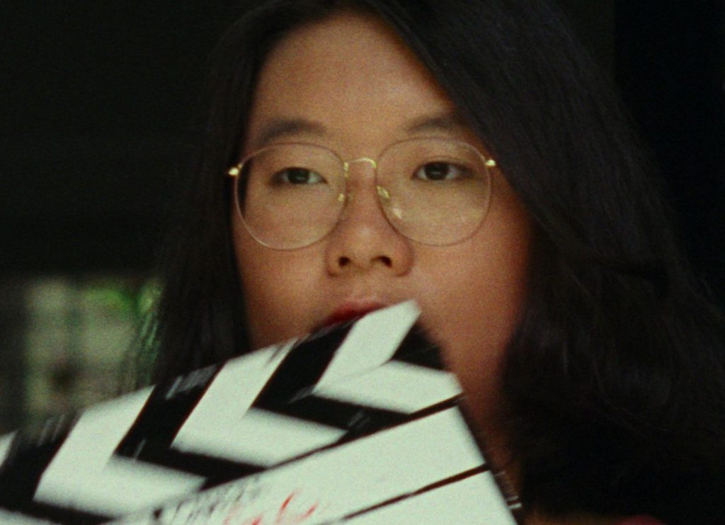 Sandi Tan in 'Shirkers.' Courtesy Netflix.