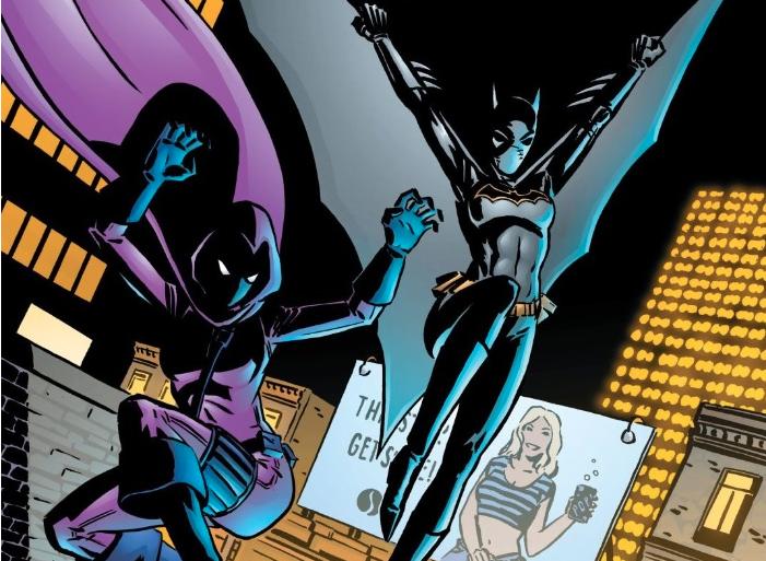 Cassandra Cain via DC Comics