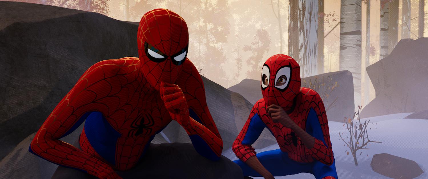 Critica Spiderman Un Nuevo Universo Sin Spoilers