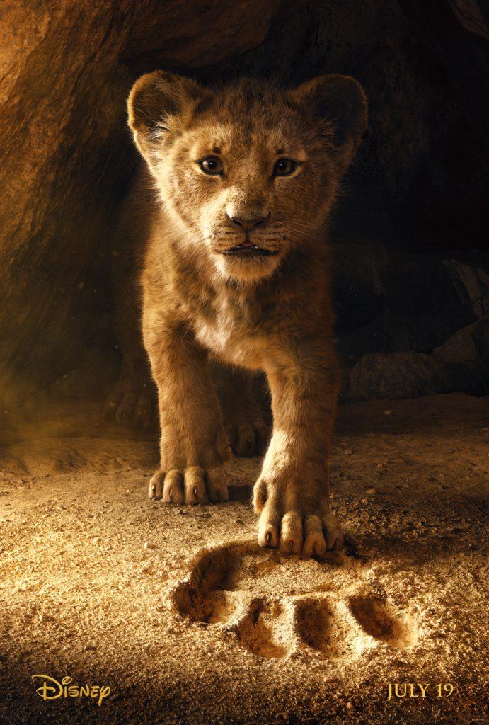 The Lion King one-sheet. Courtesy Walt Disney Studios.
