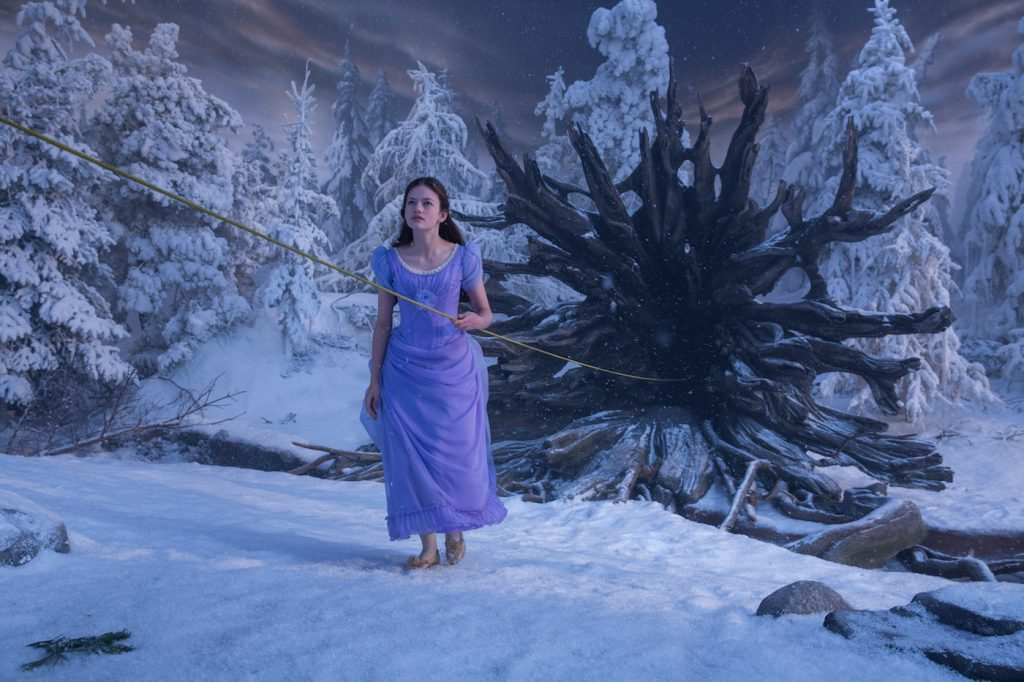 Courtesy Walt Disney Studios