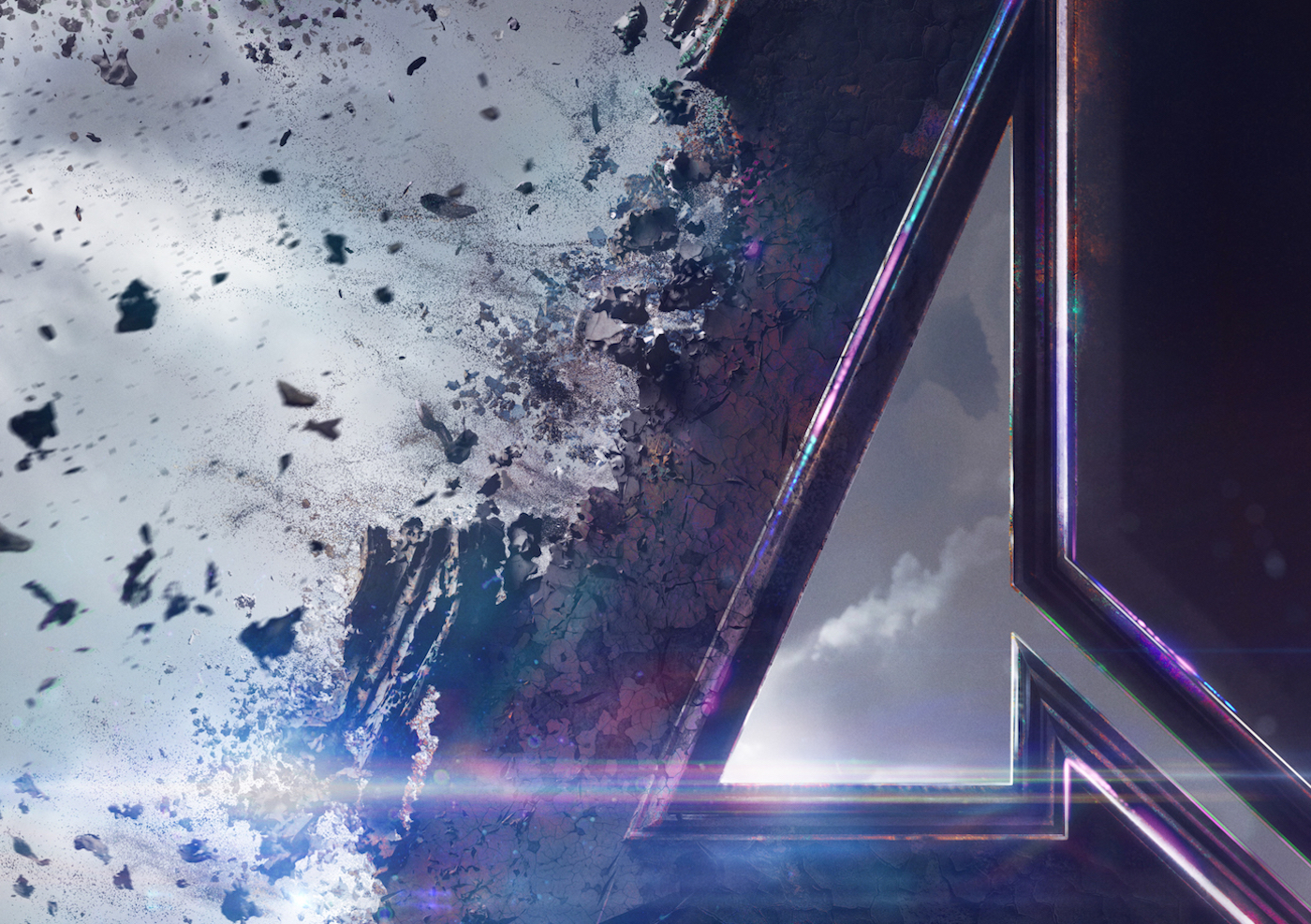 Avengers Endgame Poster Reveals Surprise Release Date The Credits