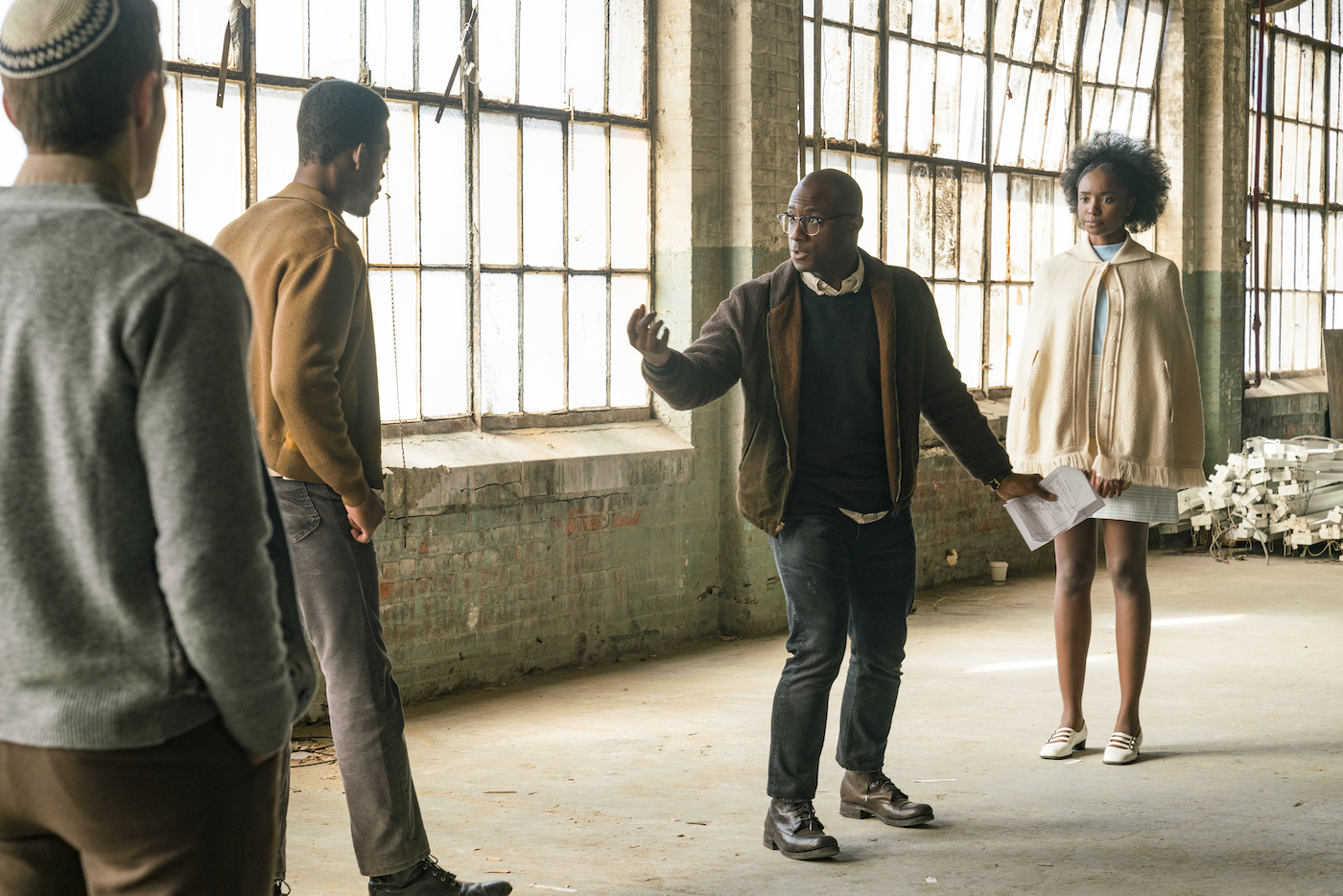 Oscar Watch Barry Jenkins On His Lyrical Adaptation Of If Beale