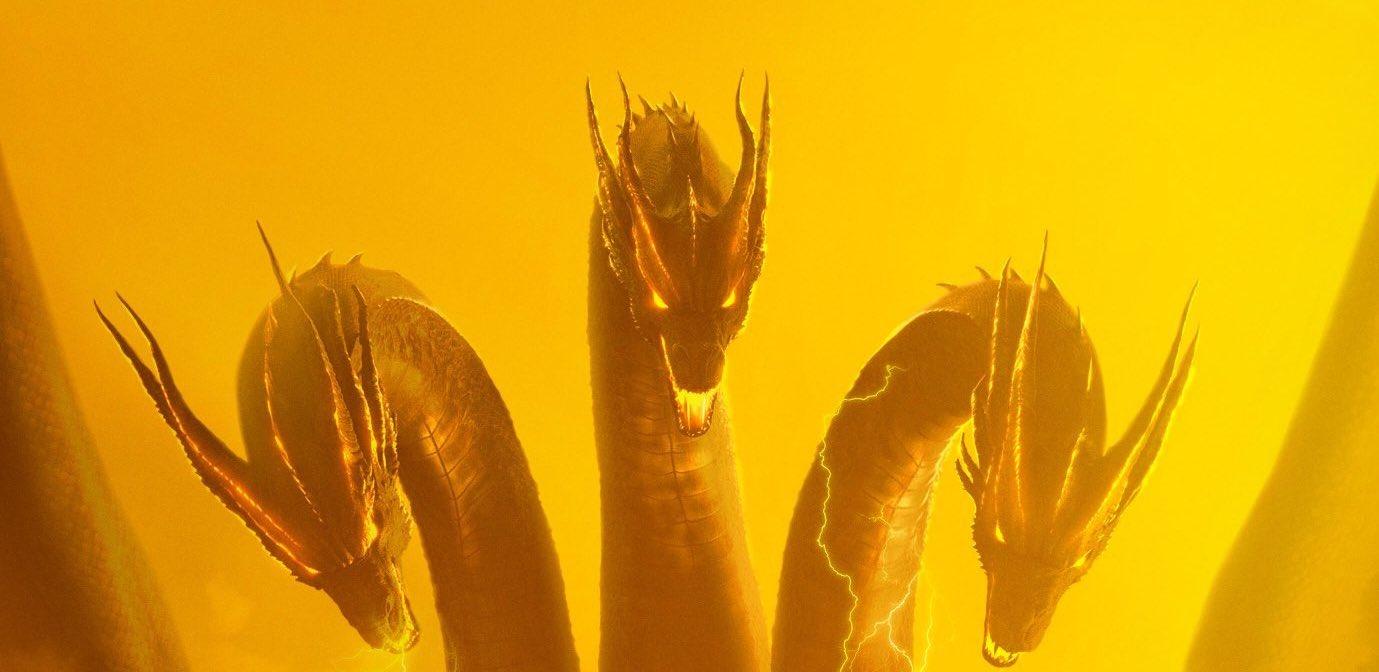 d220caa35c2 Rodan, Mothra & King Ghidorah Revealed in new Godzilla: King of the Monsters  Posters