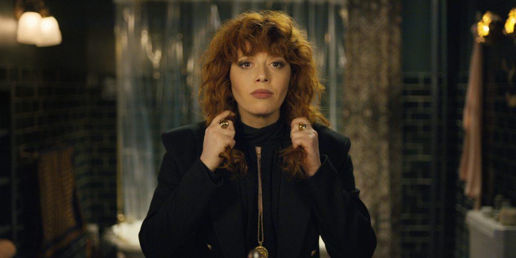 Natasha Lyonne in Russian Doll. Courtesy of Netflix