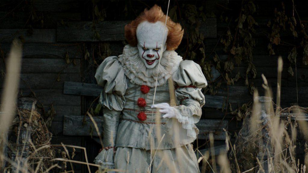 Bill Skarsgard in IT. Courtesy: Warner Bros. Pictures