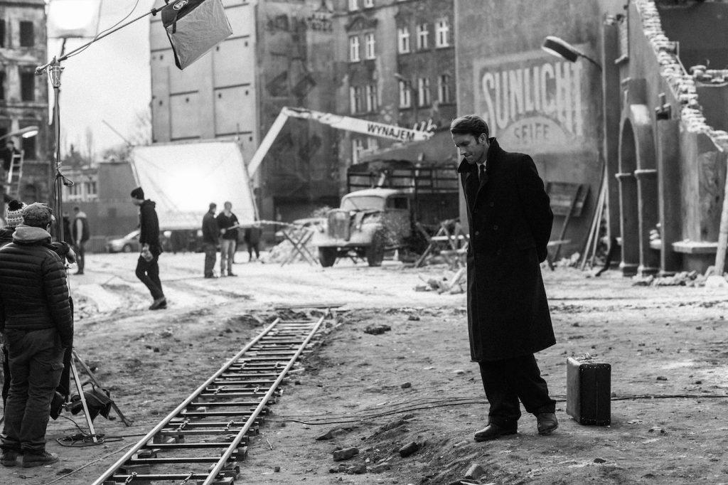Resultado de imagen para zimna wojna behind the scenes Lukasz Zal