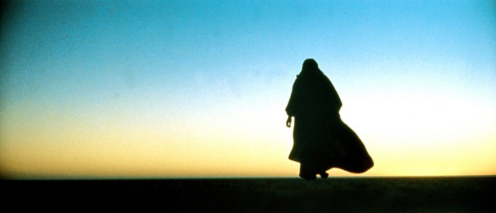 Omar Sharif in 'Lawrence of Arabia.' Courtesy ASC/Sony Pictures