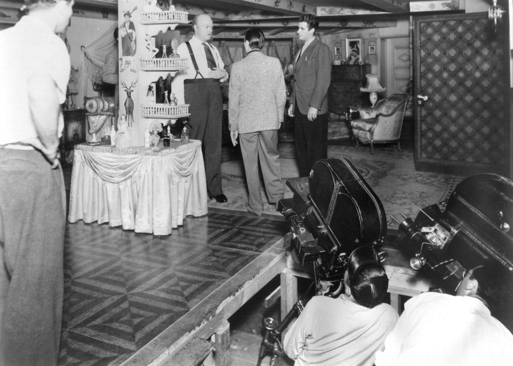 Revolutionizing filmmaking. A scene from 'Citizen Kane.' Courtesy ASC/RKO Pictures.