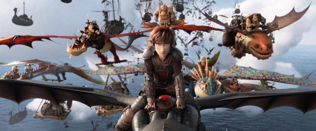 Photo Credit: © 2019 DreamWorks Animation LLC. All Rights Reserved. © 2019 DreamWorks Animation LLC.ow To Train Your Dragon: The Hidden World