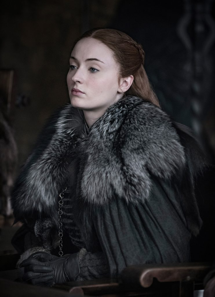 Sophie Turner. photo: Helen Sloane/HBO