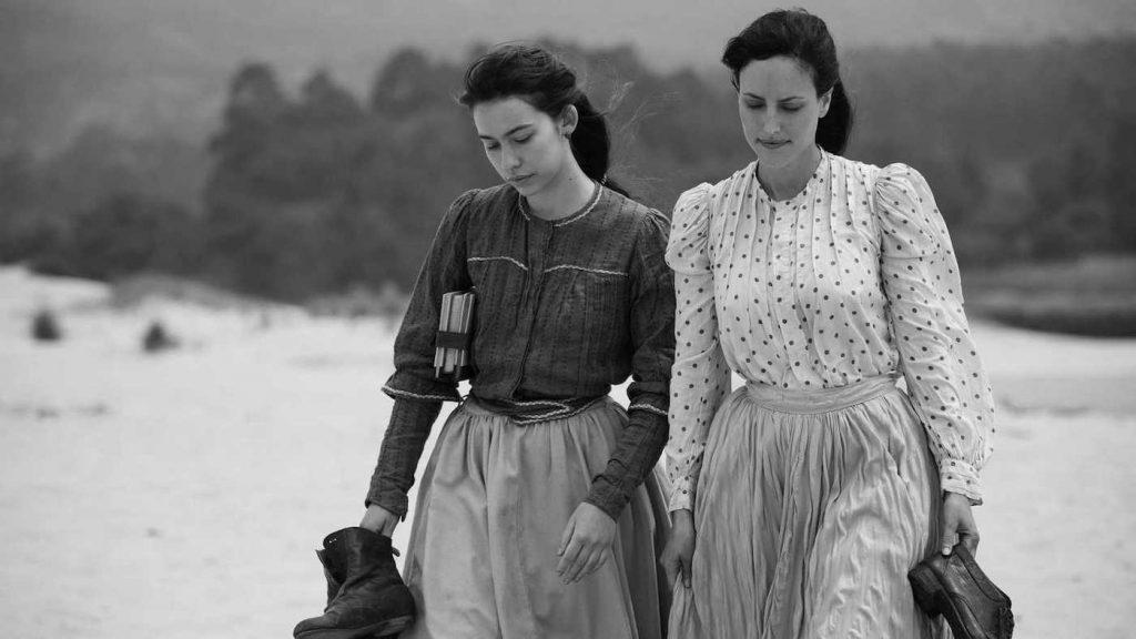 Greta Fernández and Natalia de Molina in 'Elisa and Marcela.' Courtesy Netflix.