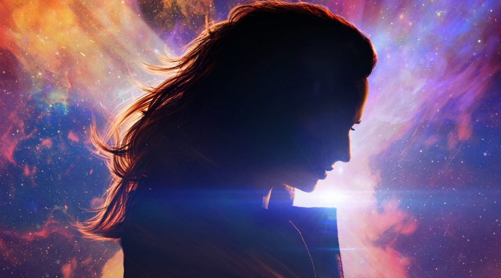 'Dark Phoenix' artwork. Courtesy 20th Century Fox.
