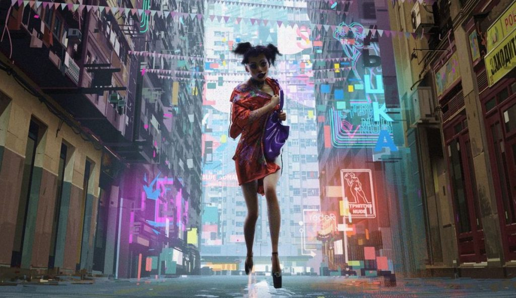 Love, Death + Robots. Courtesy Netflix.