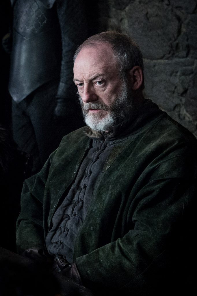 Liam Cunningham. photo: Helen Sloane/HBO