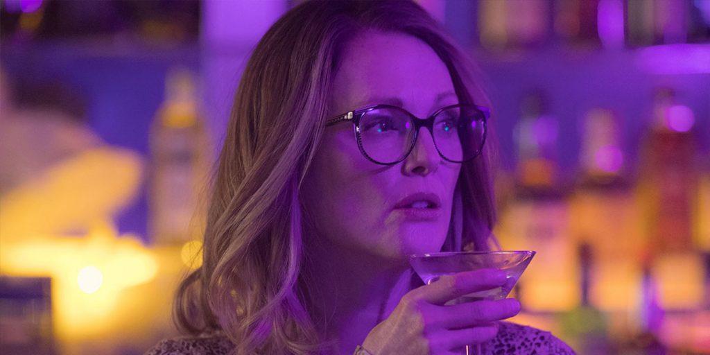 Julianne Moore in 'Gloria Bell.' Courtesy A24.