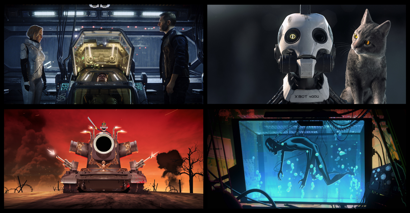 18 Reasons to Watch Netflix's Sensational Love, Death, & Robots