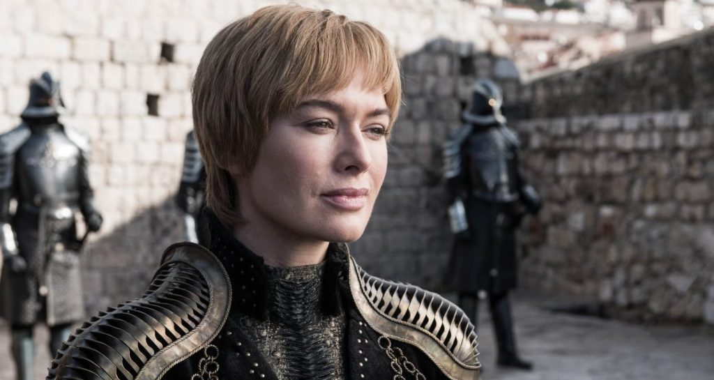 Season 8: Lena Headey. photo: Helen Sloane/HBO