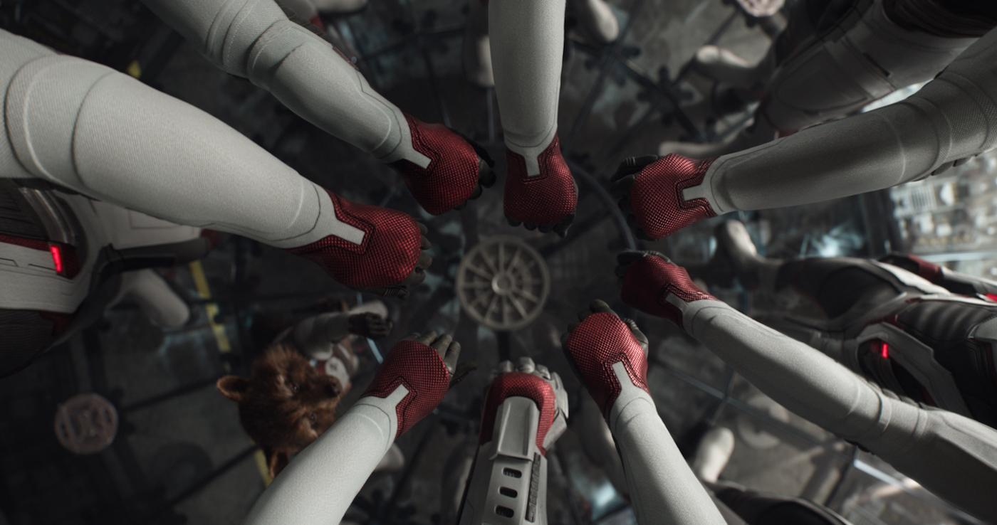 Avengers Endgame Zeitreise