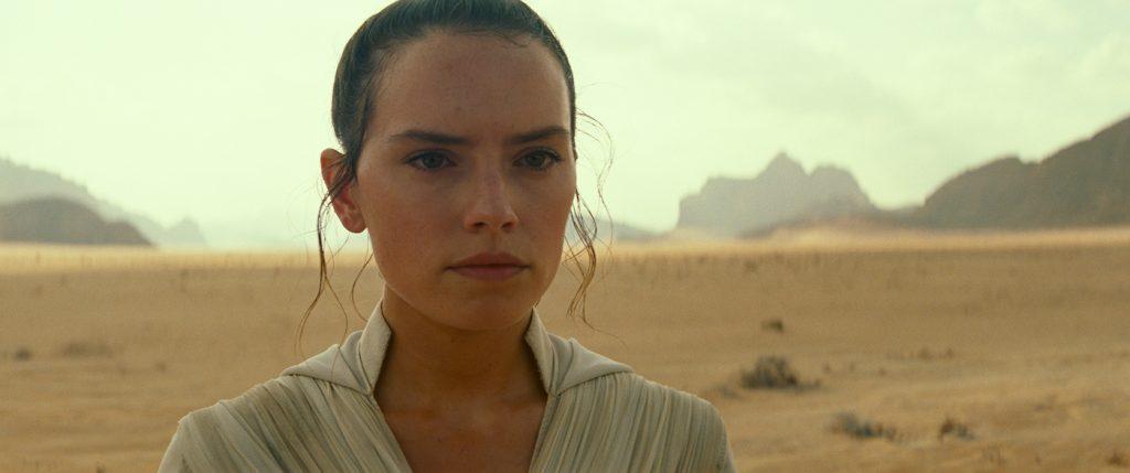 Rey (Daisy Ridley) n STAR WARS: EPISODE IX. Courtesy Lucasfilm/Walt Disney Studios