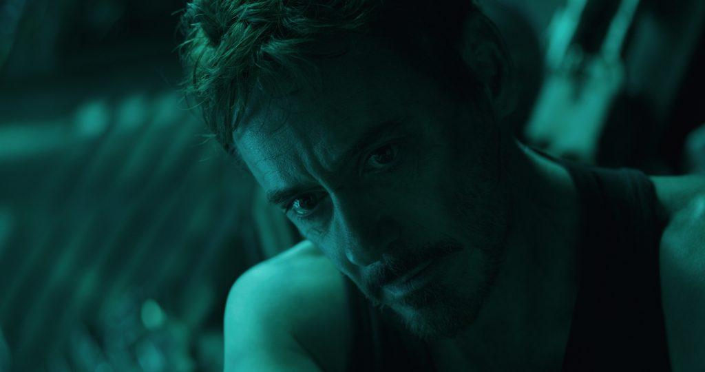 Marvel Studios' AVENGERS: ENDGAME. Tony Stark/Iron Man (Robert Downey Jr.). Photo: Film Frame. ©Marvel Studios 2019
