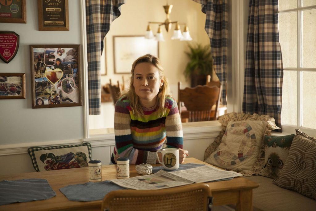 Brie Larson in 'Unicorn Store.' Courtesy Netflix