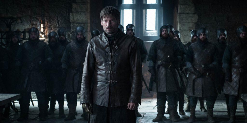 Season 8, episode 2 (debut 4/21/19): Nikolaj Coster-Waldau. photo: Helen Sloan/HBO