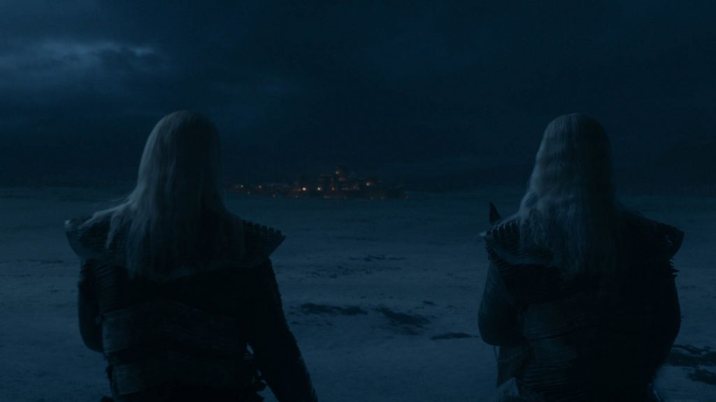 Season 8, episode 2 (debut 4/21/19). photo: HBO