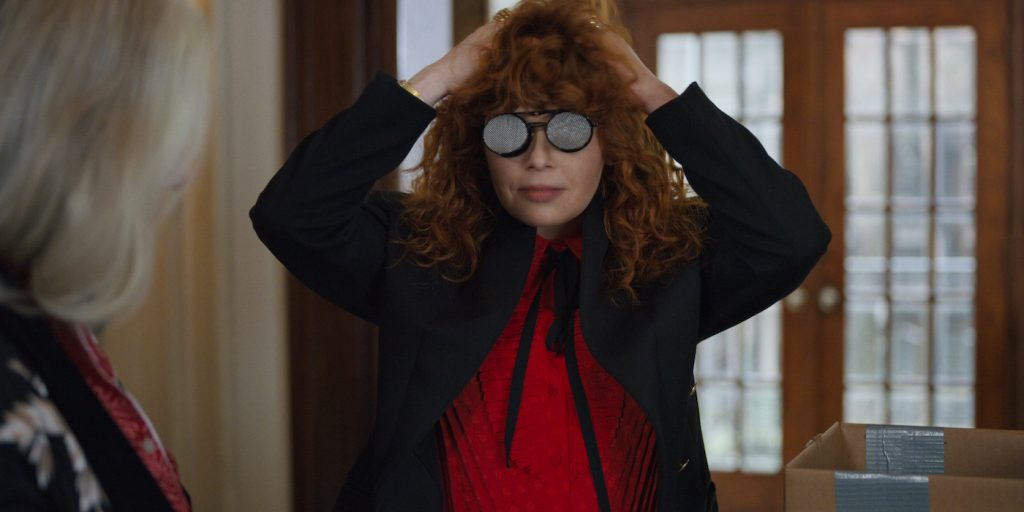 Natasha Lyonne in 'Russian Doll.' Courtesy Netflix.