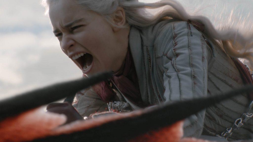Season 8, episode 4 (debut 5/5/19): Emilia Clarke. Photo: Helen Sloan/HBO
