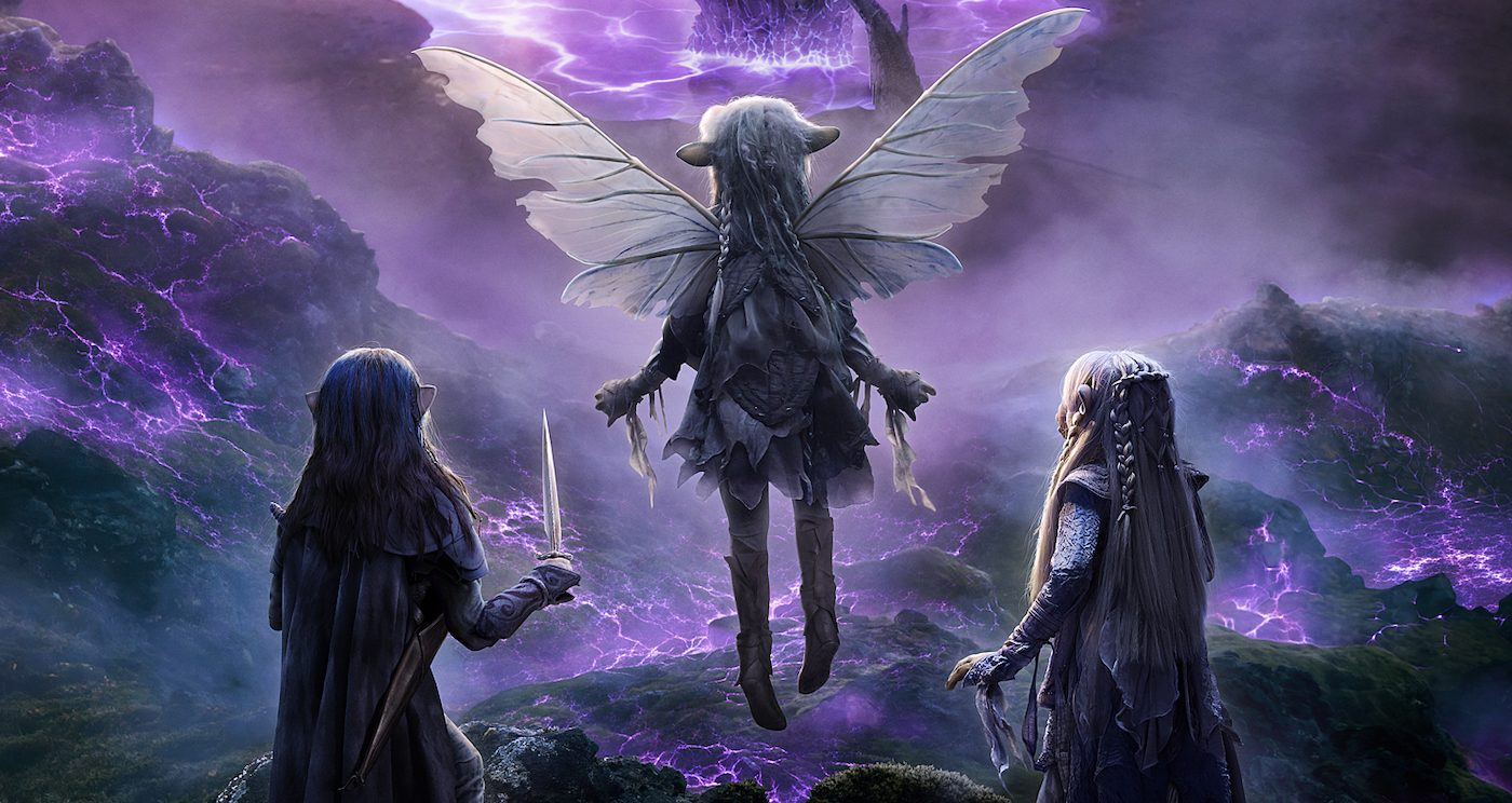 The Dark Crystal: Age of Resistance. Courtesy Netflix.