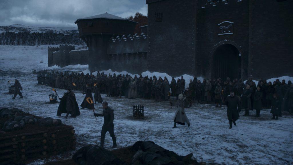 Season 8, episode 4 (debut 5/5/19). photo: HBO