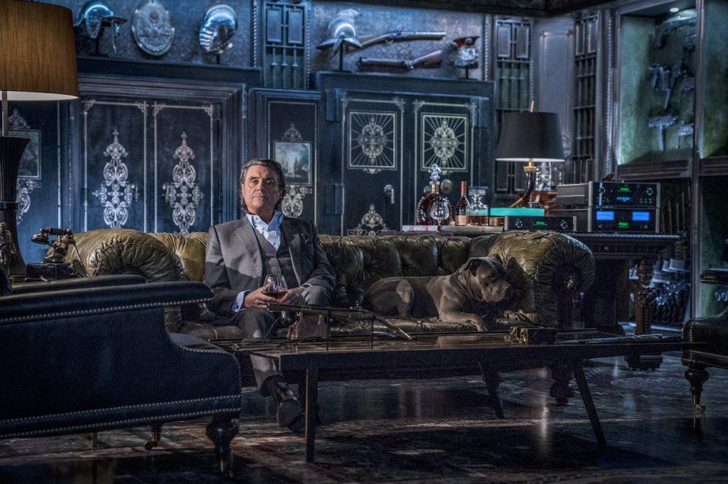 Ian McShane stars as 'Winston.' Photo by Niko Tavernise. Courtesy Lionsgate.