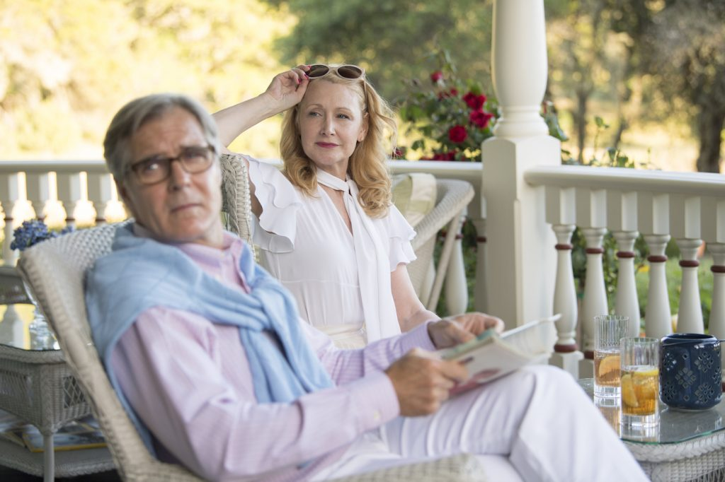 Episode 6, debut 8/12/18: Henry Czerny, Patricia Clarkson. photo: Anne Marie Fox/HBO