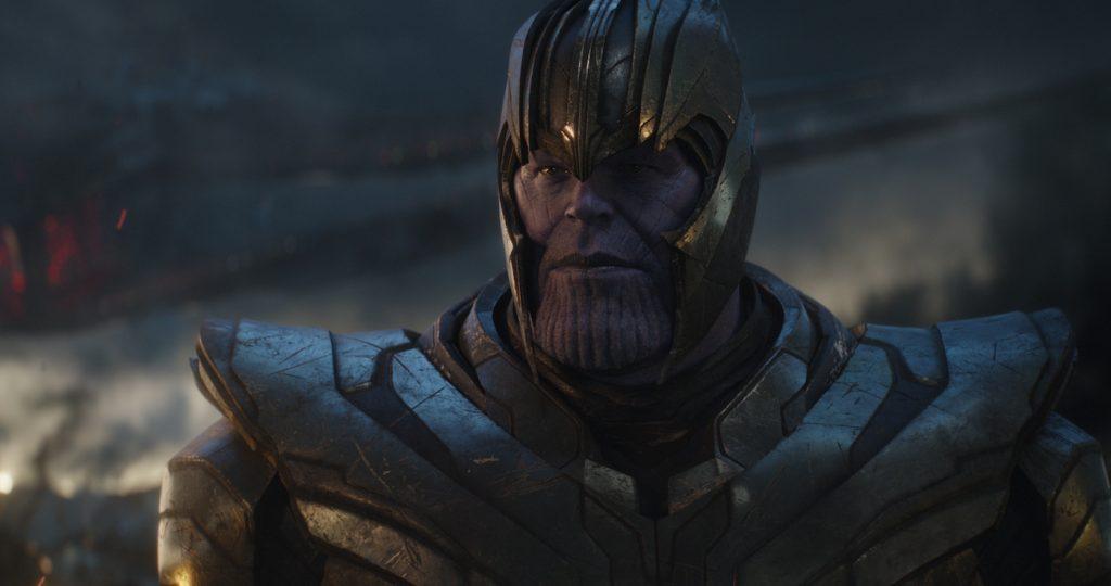 Marvel Studios' AVENGERS: ENDGAME. Thanos (Josh Brolin). Photo: Film Frame. ©Marvel Studios 2019