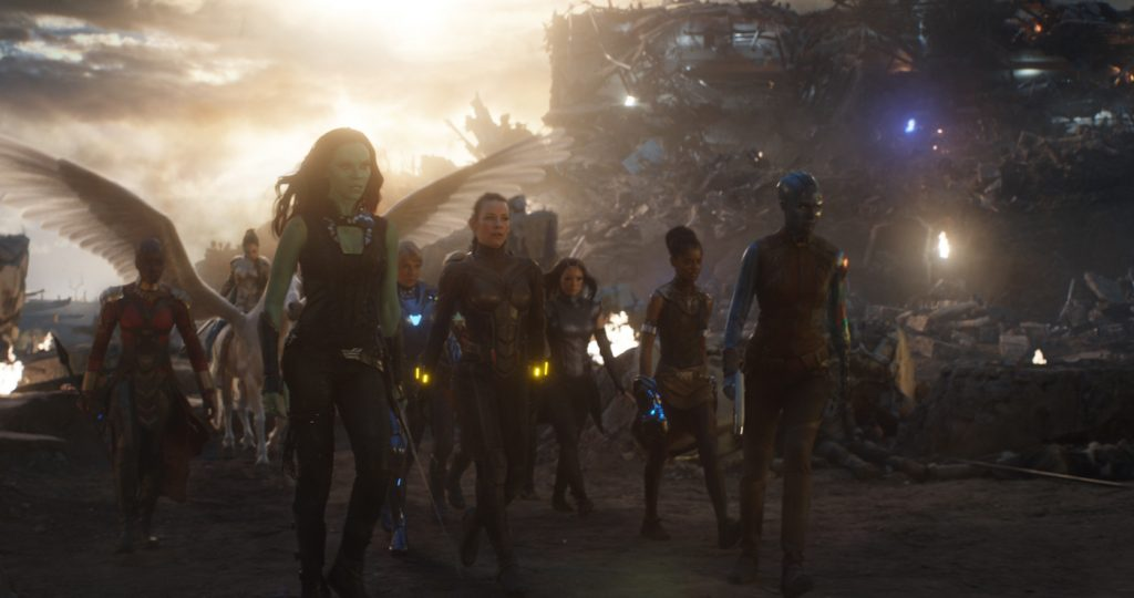 Film Frame. ©Marvel Studios 2019