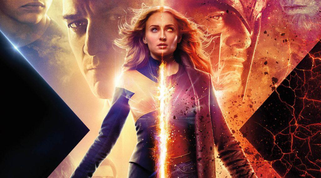 The 'Dark Phoenix' theatrical poster. Courtesy 20th Century Fox/Walt Disney Studios