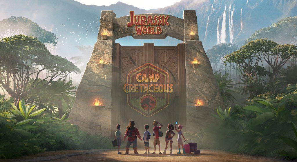 JURASSIC WORLD: CAMP CRETACEOUS. Courtesy Netflix.