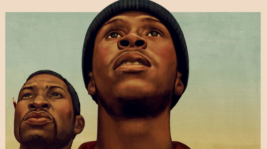Theatrical poster for 'The Last Black Man in San Francisco.' Courtesy A24