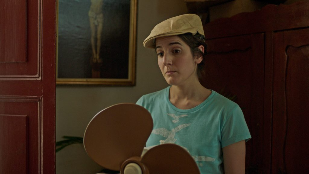 Ana Fabrega. Photo: HBO