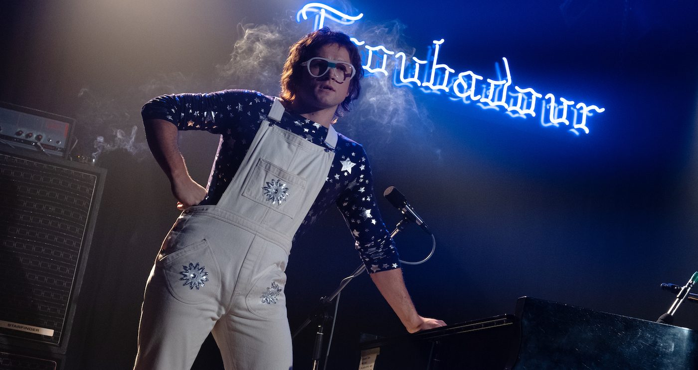 ROCKETMAN. © 2018 PARAMOUNT PICTURES. ALL RIGHTS RESERVED