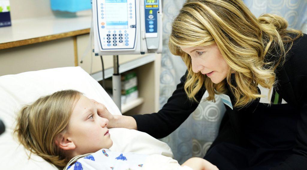 Season 2, episode 3, debut 6/23/19: Ivy George, Laura Dern. Photo: Jennifer Clasen/HBO
