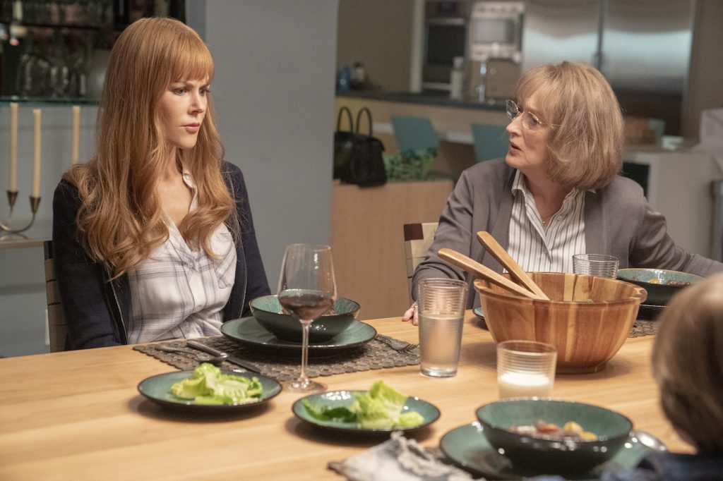 Season 2: Nicole Kidman, Meryl Streep. photo: Jennifer Clasen/HBO