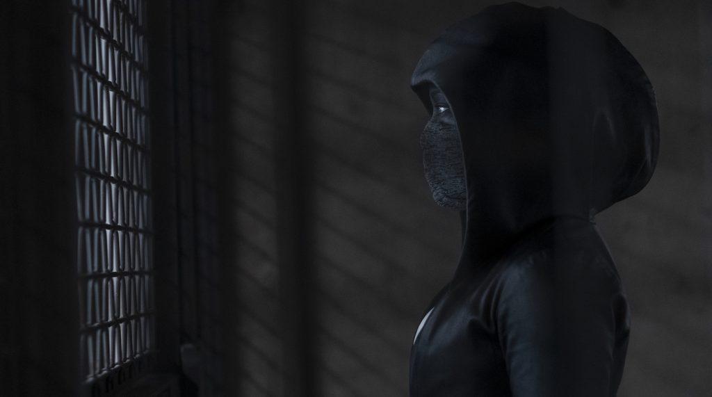 Regina King. photo: Mark Hill/HBO.