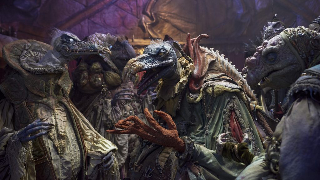 'The Dark Crystal: Age of Resistance.' Photo by Kevin Baker. Courtesy Netflix.