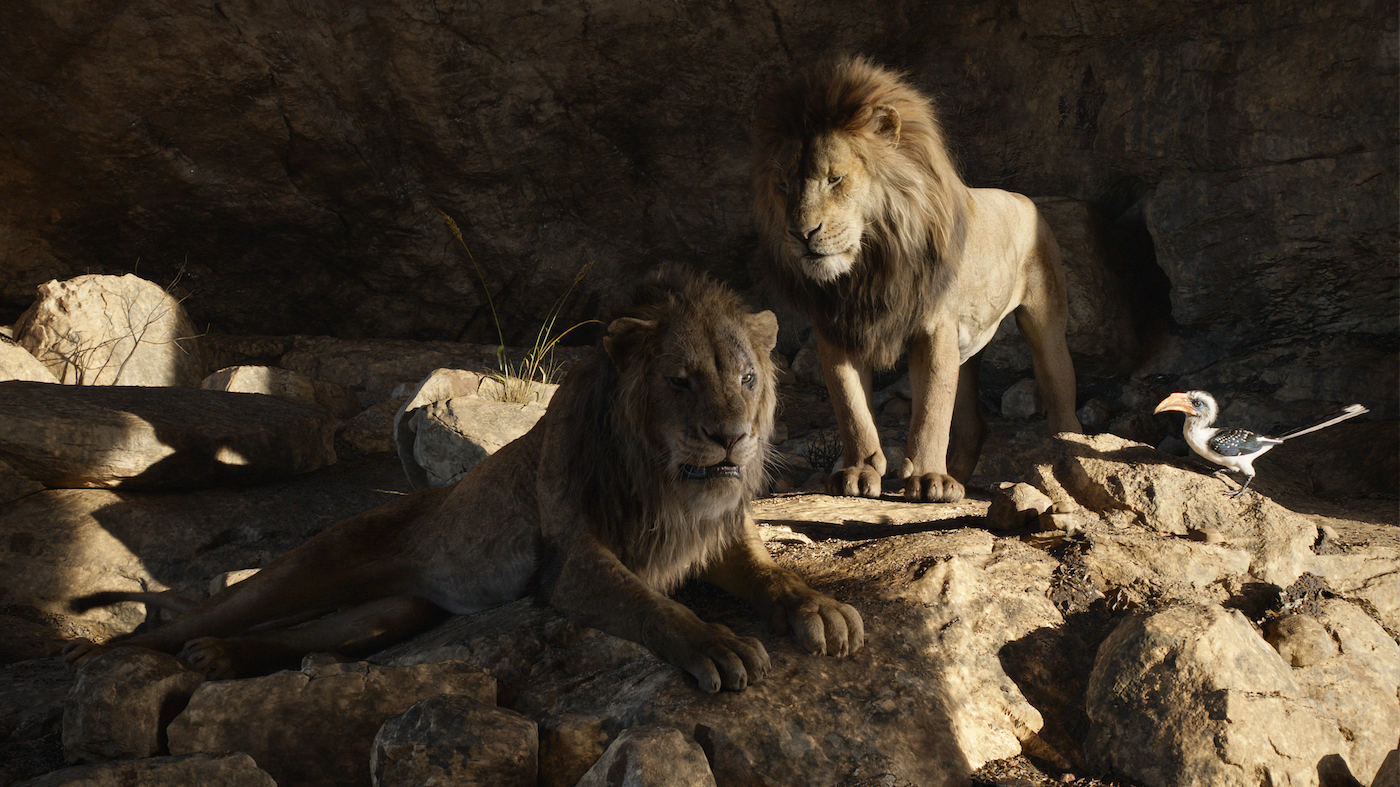 meet the sound team that helped the lion king roar