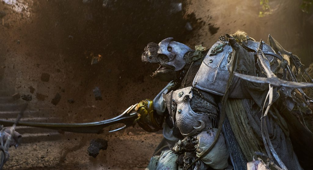 'Dark Crystal: The Age of Resistance.' Photo: KEVIN BAKER. Courtesy Netflix.